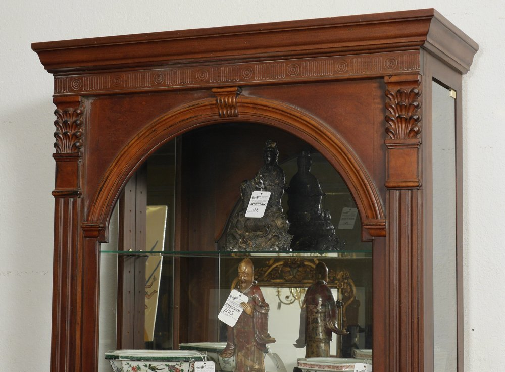 PULASKI DISPLAY CURIO CABINET - 2