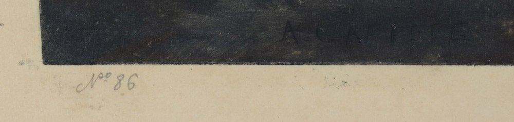 LAFITTE (MANUEL ROBBE) ETCHING/AQUATINT - 4