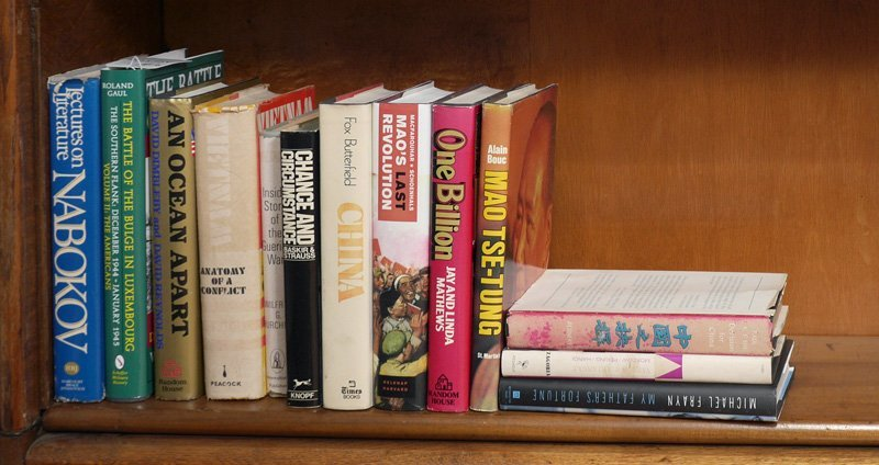 COLLECTION OF WAR, CHINA & VIETNAM RELATED BOOKS - 3