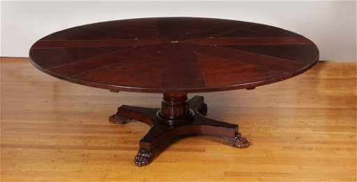 Century Jupe Mechanism Table For Oscar De La A