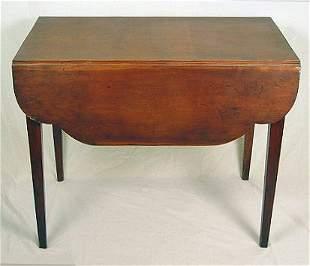 EARLY MAHOGANY PEMBROKE TABLE