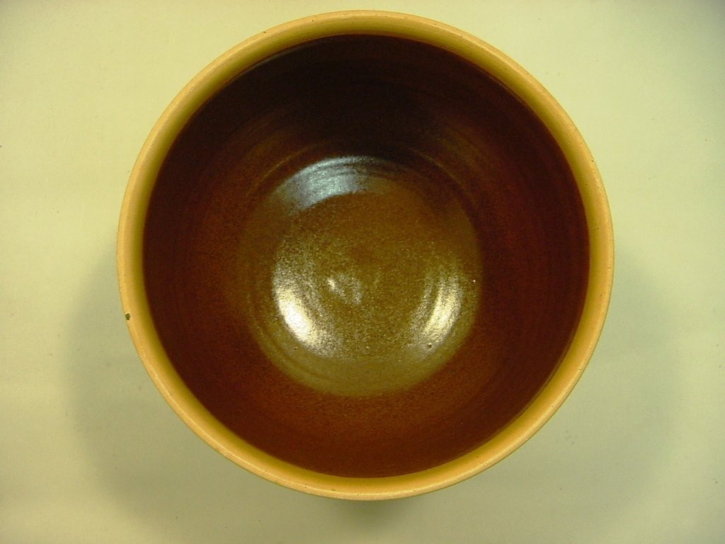 1974 Early James E Sanders Pottery Covered Dish - 6