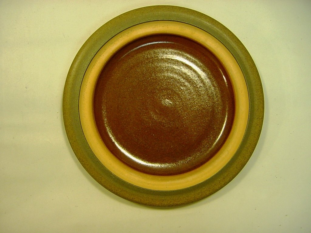 1974 Early James E Sanders Pottery Covered Dish - 7