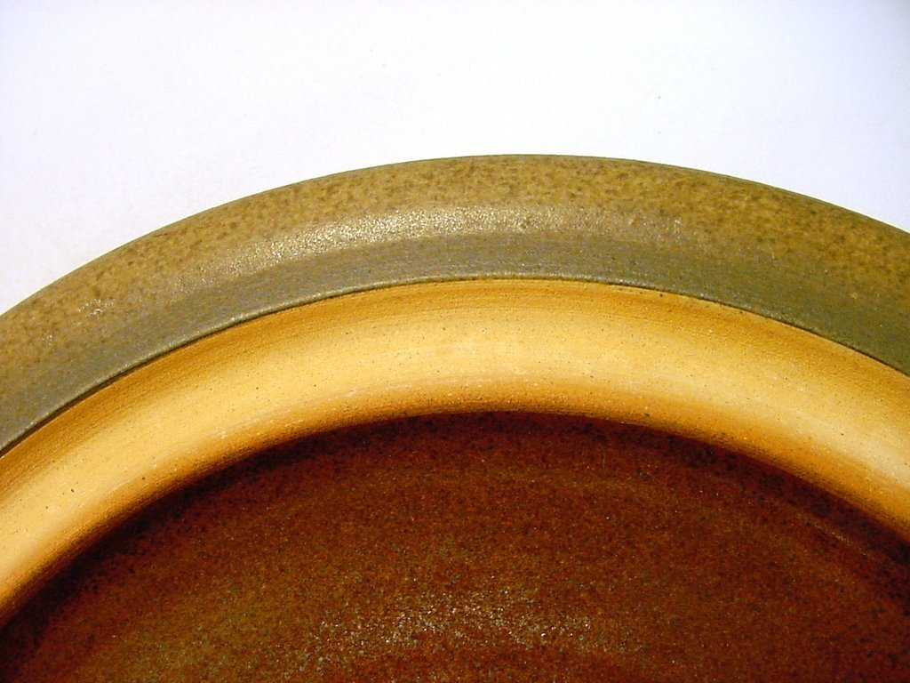 1974 Early James E Sanders Pottery Covered Dish - 8
