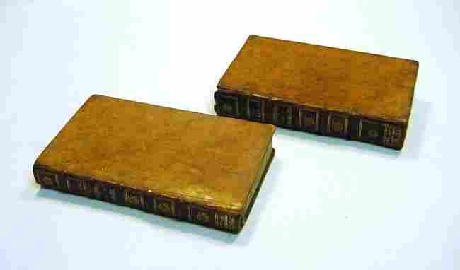 1756 PETRONIUS SATYRICON, Vols. I & II Critique