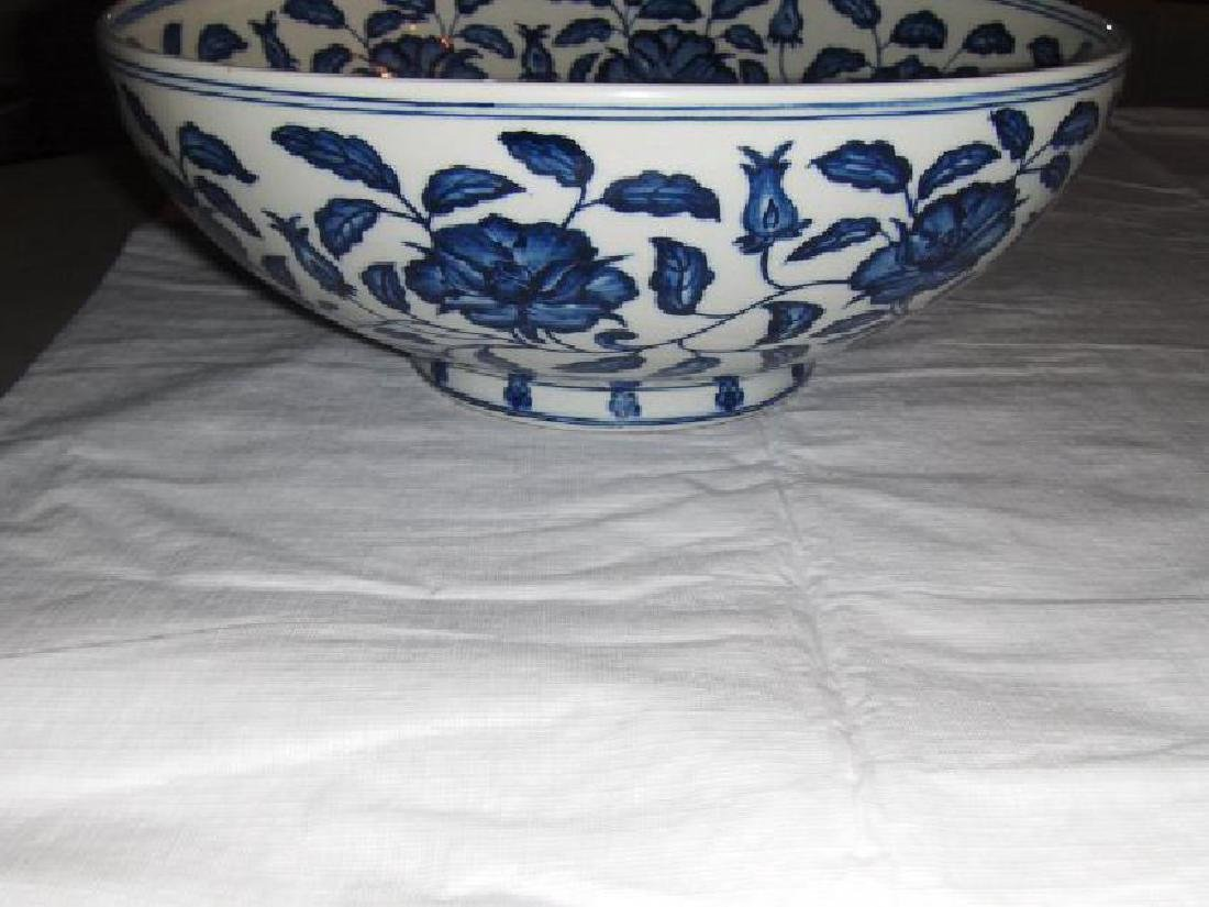 Chinese ming xuande bowl large size