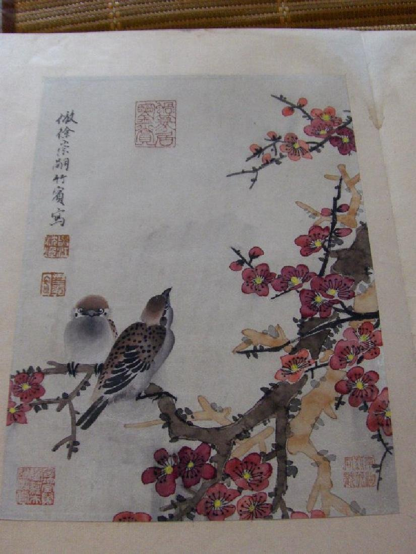 qing dynasty painting book similar to christies HK sold - 5