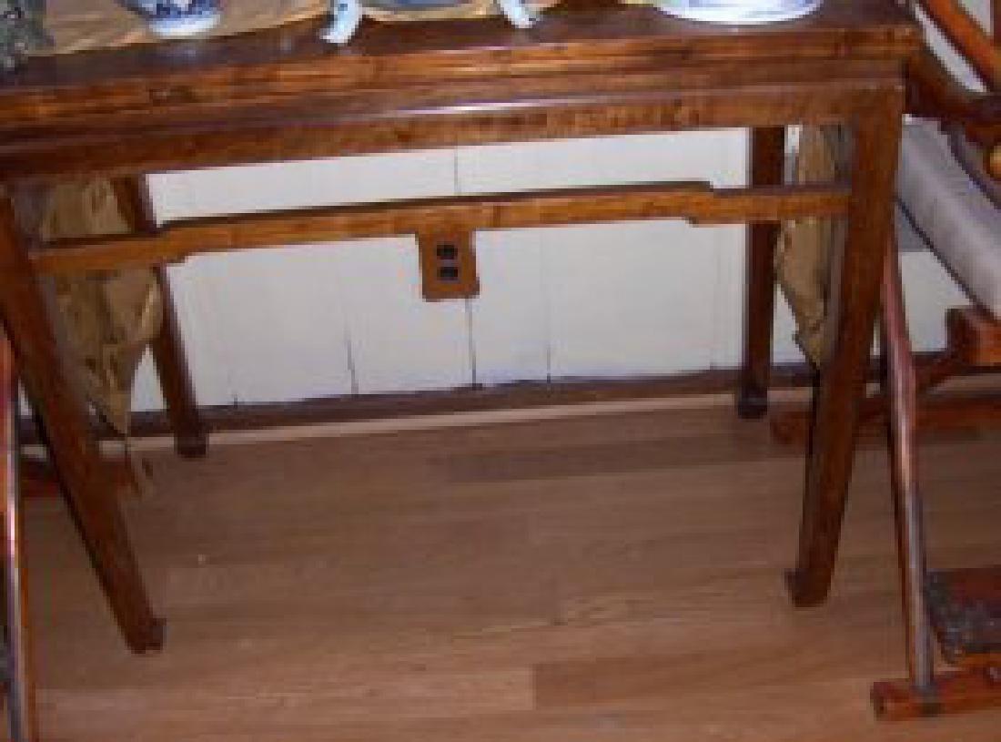 chinese huanghuali/nan wood table.