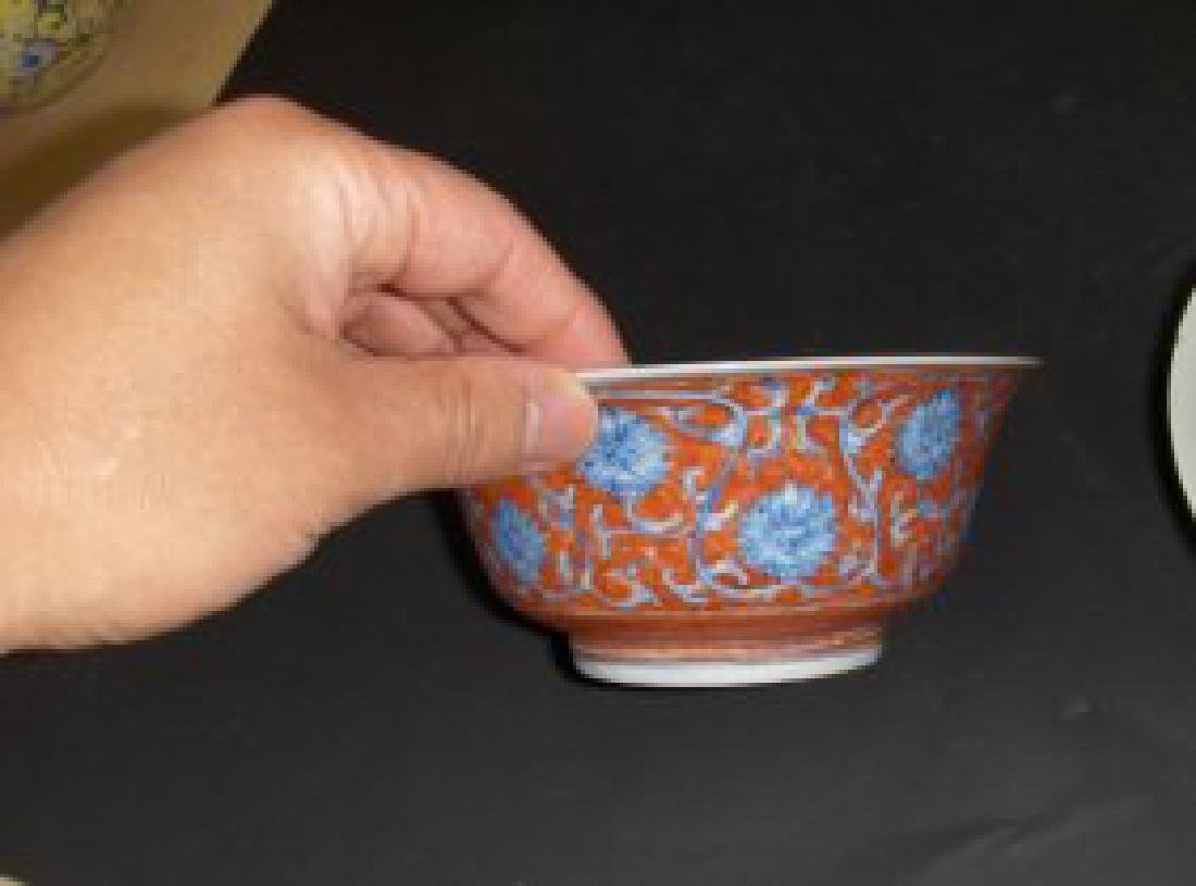 Chinese a pair ming dynasty bowls - 2