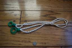 Chinese perl necklace