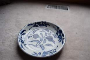 early qing dynasty blue and white