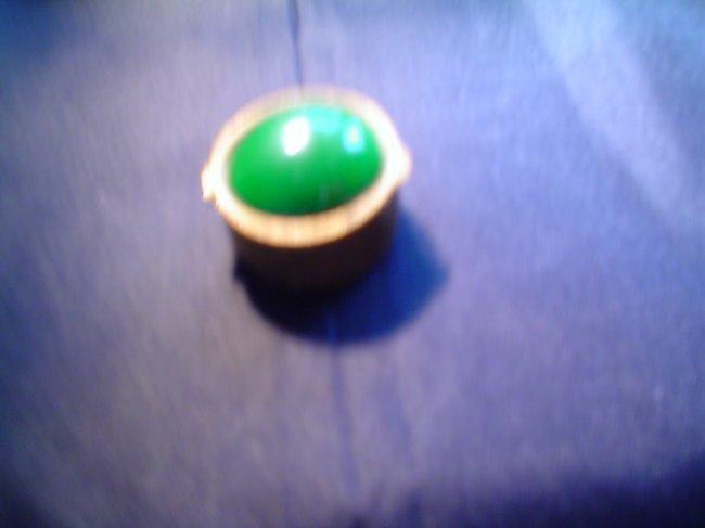 Antique Jade box