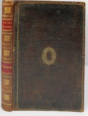 Kircher, China Monumentis, First Edition, Rare Book