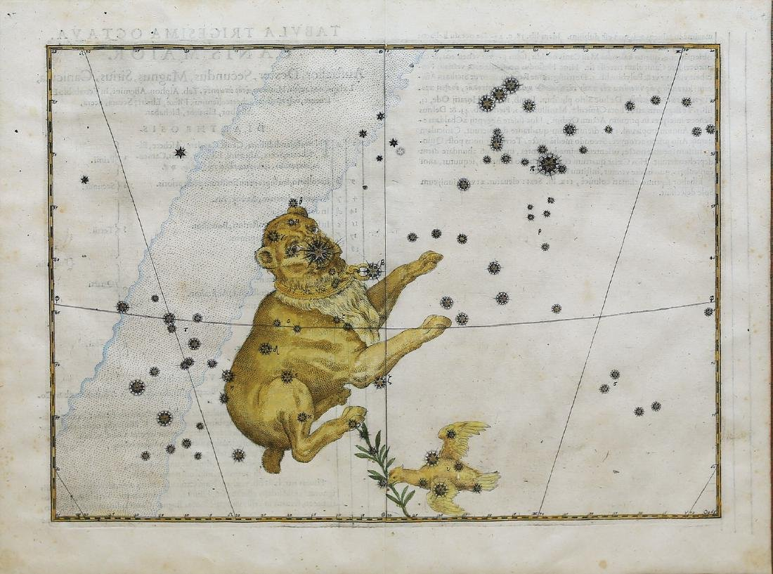 Bayer, Sirius Celestial Engraving