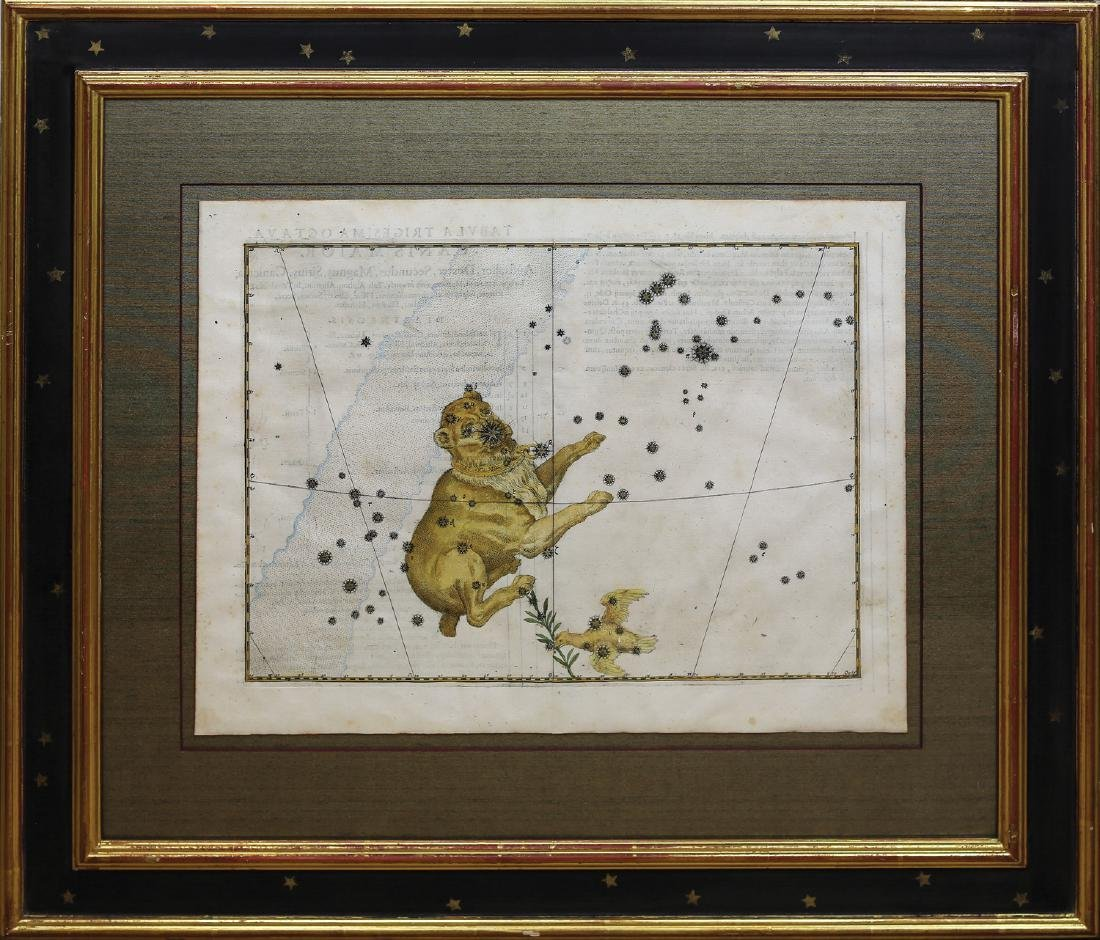 Bayer, Sirius Celestial Engraving - 2