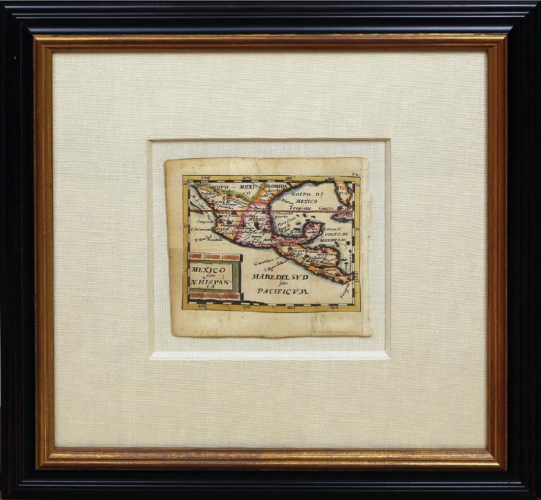 Mexico sive N. Hispania Duval Map - 2