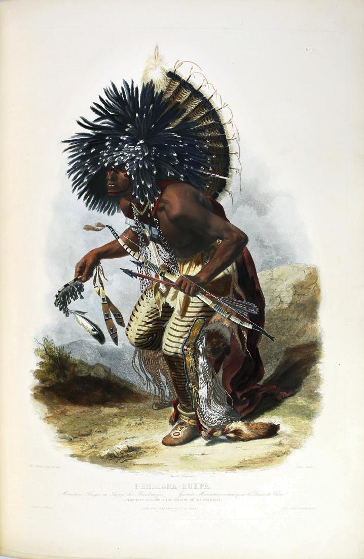 Bodmer Travels in the Interior of North America