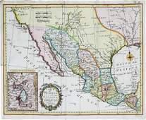 Tardieu Map of Western American