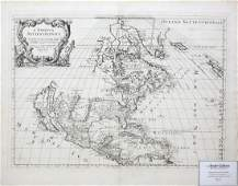 De Rossi Map of America