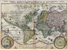 Merian World Map