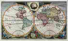 Goeree Map of the World