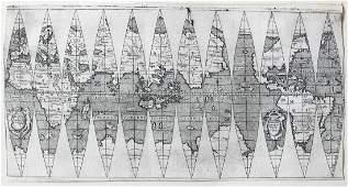 Demongenet Terrestrial Globe Gore