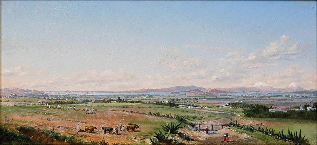 Chapman Oil, Mexico