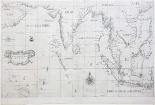 Dudley Map of Asia