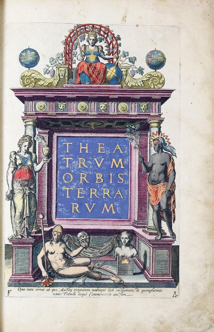 Ortelius' Theatrum Orbis Terrarum