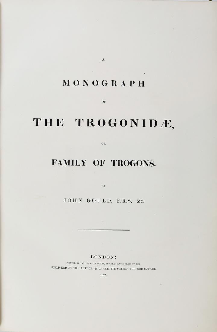 Gould Trogons, 2nd Ed. - 6