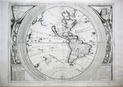 Coronelli World Map
