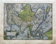 Ortelius Map of Asia