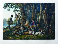 Currier & Ives Americana