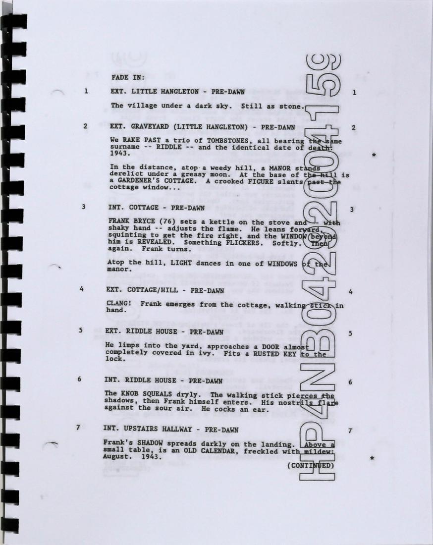 1st Ed. Paperback Harry Potter 4 Signed - 4