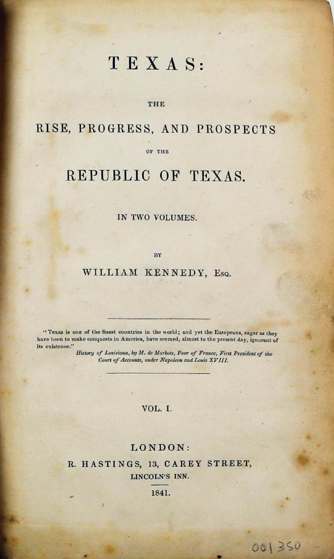 Kennedy's Republic of Texas