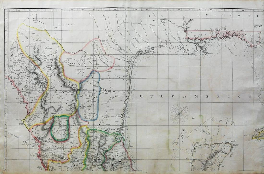 Arrowsmith Chart of the West Indies - 2