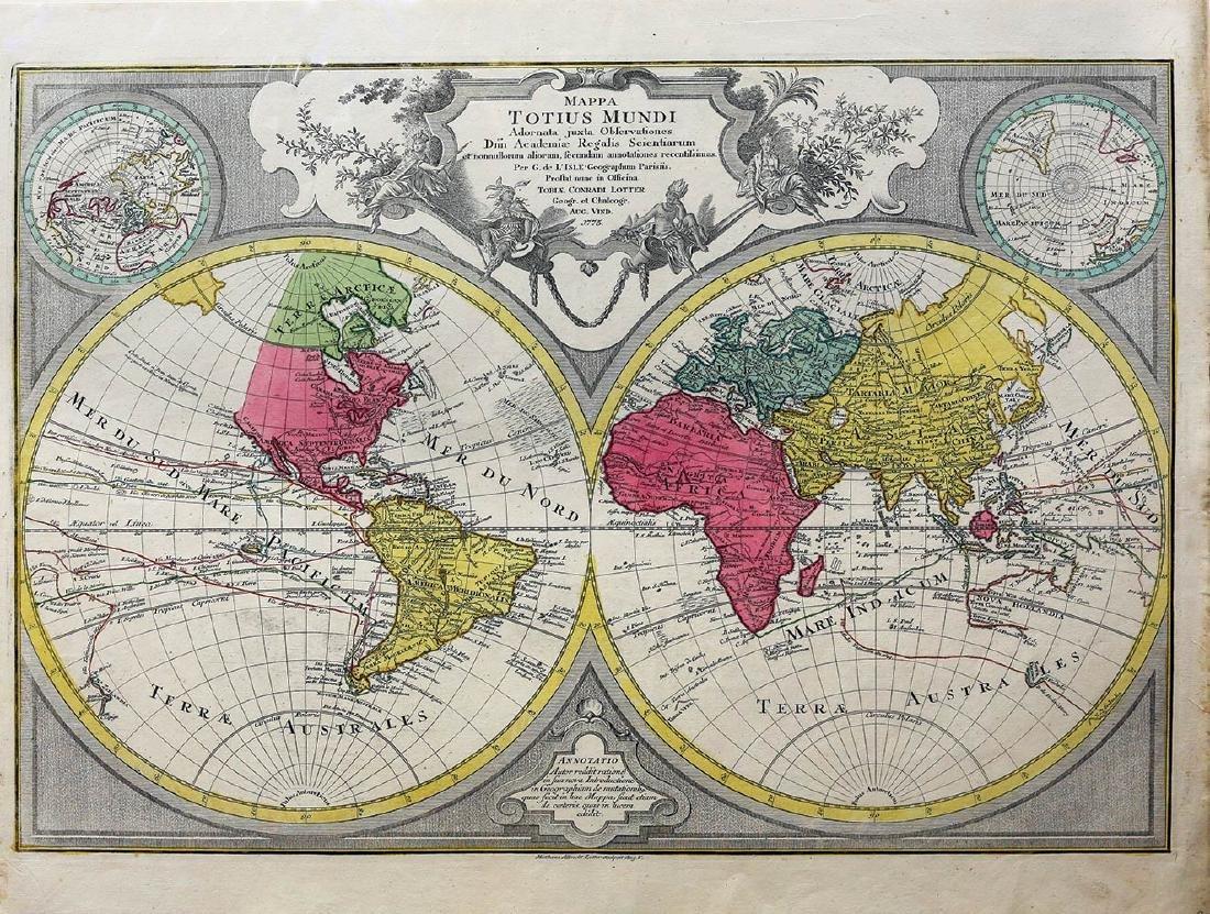 Lotter World Map