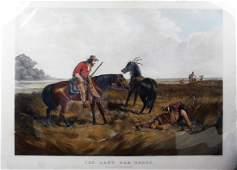 Currier & Ives Last War Whoop