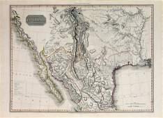 Pinkerton Spanish Dominions in NA