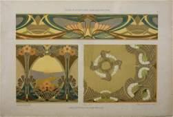 Art Nouveau / Jugendstil Design Print