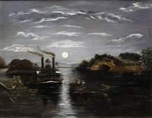 Palmer Mississippi Naval Oil