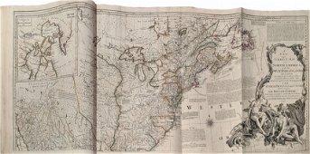 Jefferys American Atlas