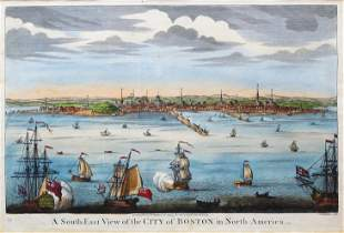 Carwitham view of Boston
