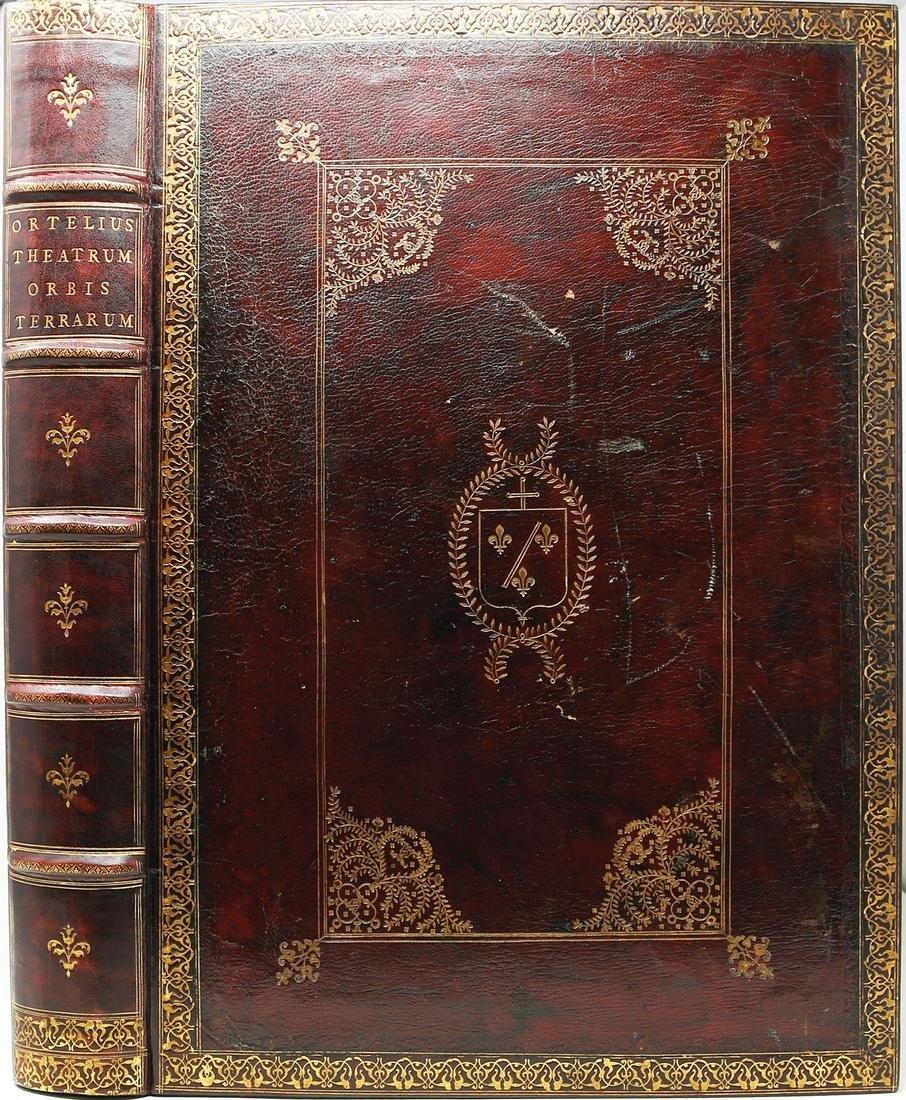 Ortelius, Atlas of the World & Parergon, Latin 1584