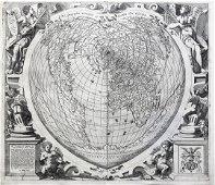 Cimerlinus World Map 1566