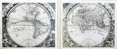 Zahn World Map