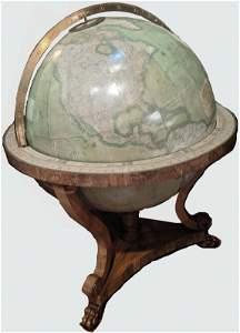 Malby Library Globe