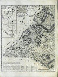 Montresor, Plan of City of New York