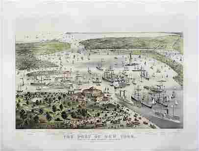 Parsons, Port of New York