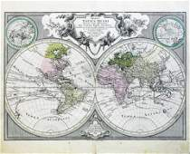 Lotter Map of the World